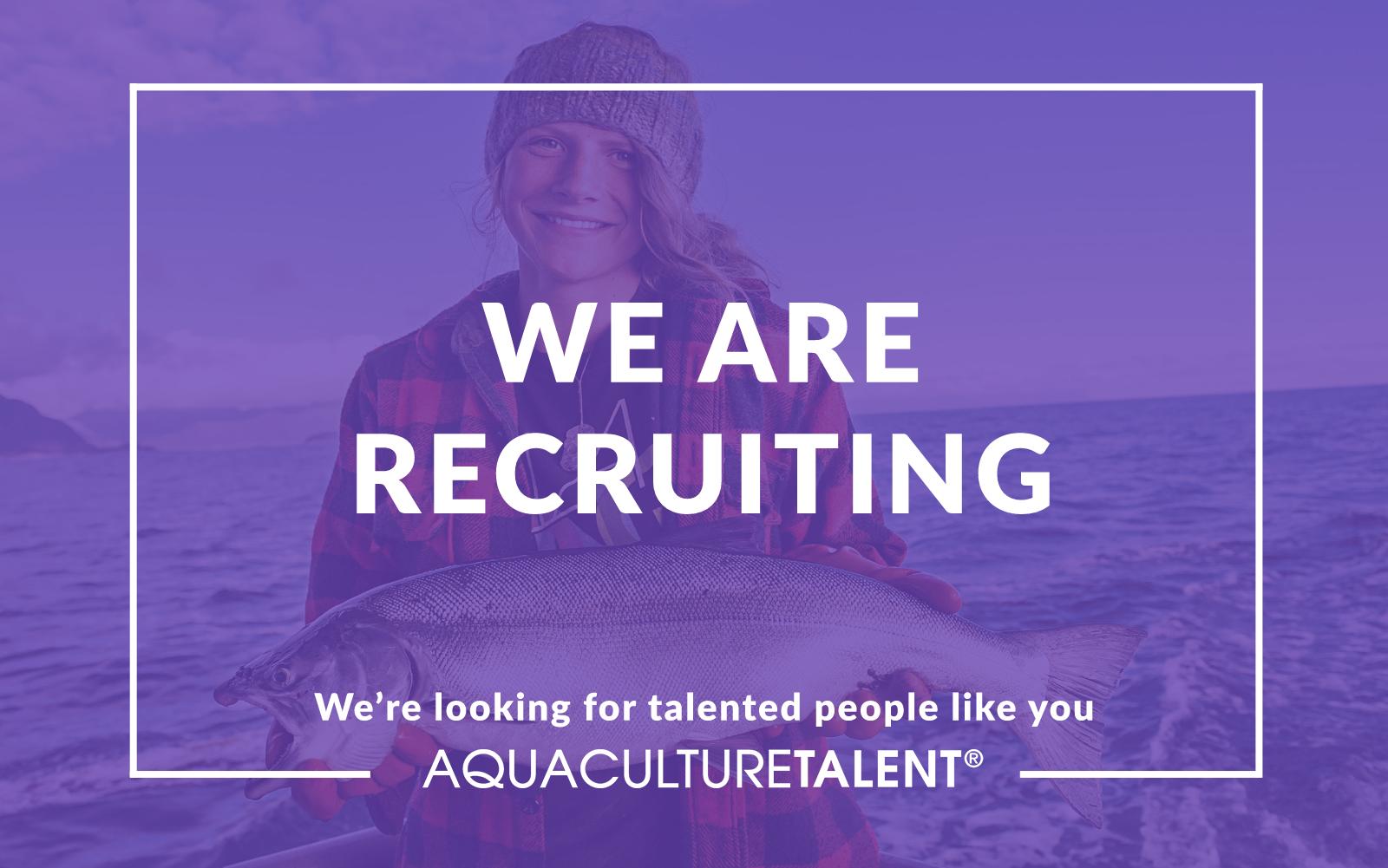 Jobs in aquaculture, fisheries, seafood - AquacultureTalent